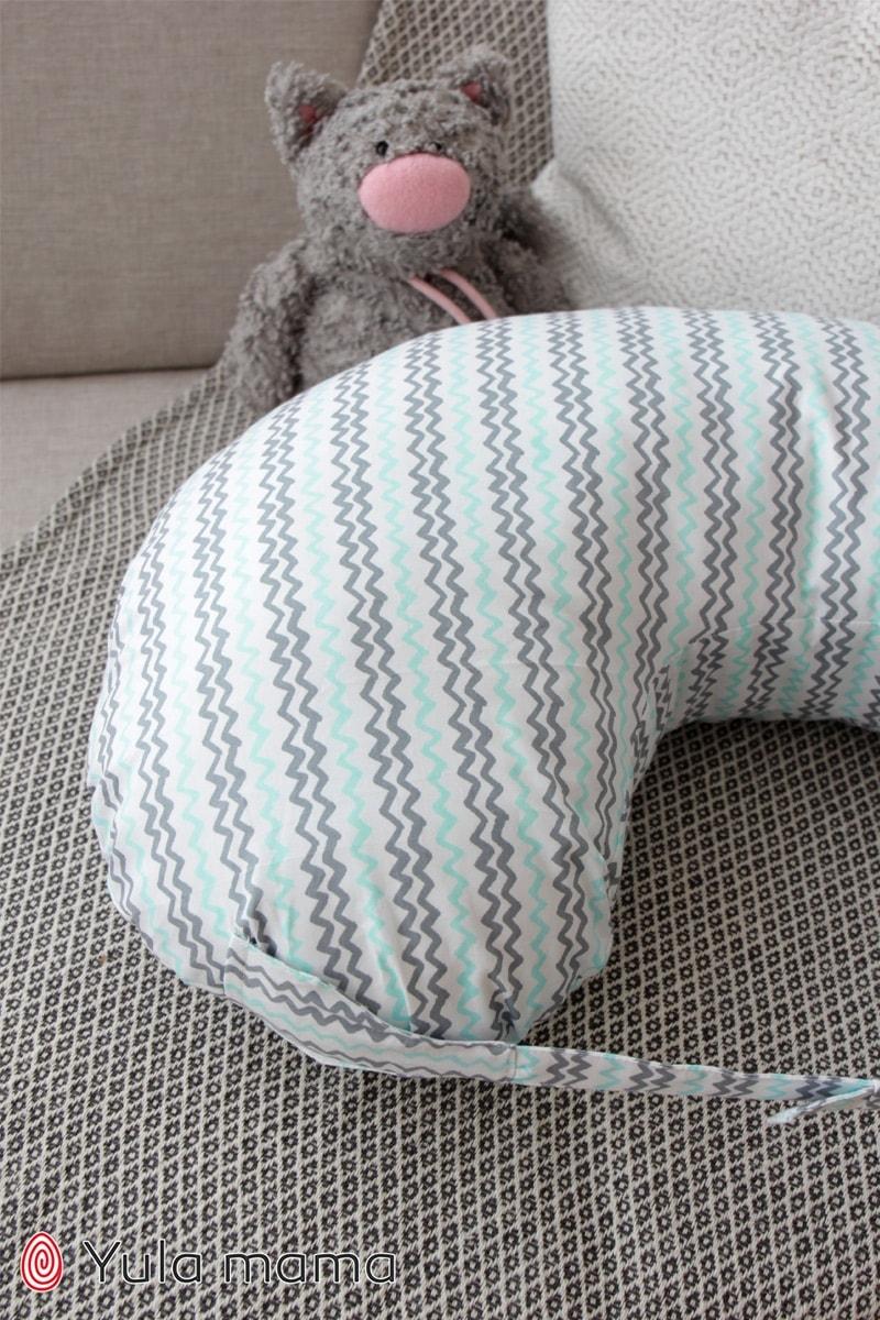 Подушка для кормления Зиг-заг 0