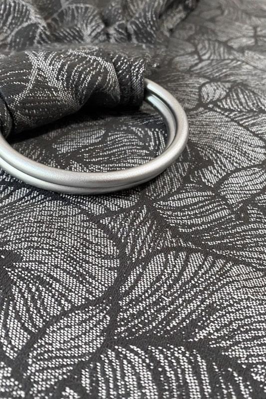 Слинг с кольцами серый Leaf 0