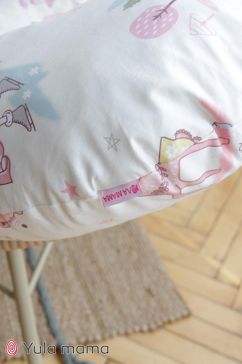 Подушка для годування Молочна 0