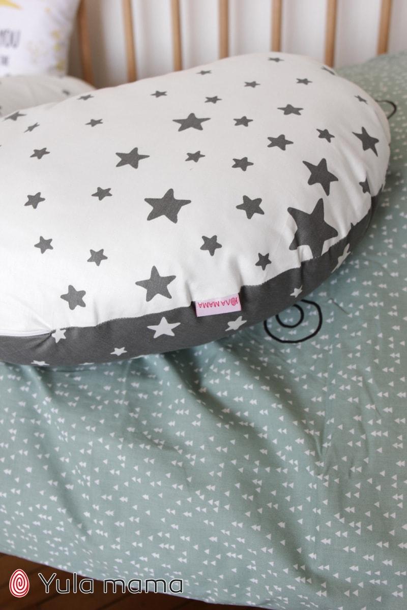 Подушка для годування Зірочки 0