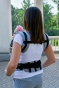Эрго-рюкзак Світ навколо серый Париж 1