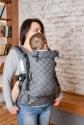 Эрго-рюкзак Adapt серый Geometry 2