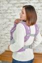 Эрго-рюкзак Adapt сиреневый Lily 2