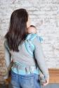 Ерго-рюкзак Adapt бірюзовий Lily 4