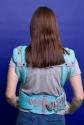 Ерго-рюкзак Adapt бірюзовий Lily 3