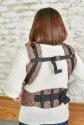 Ерго-рюкзак Adapt шоколадний Geometry 2