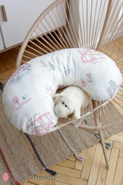 Подушка для кормления Молочная