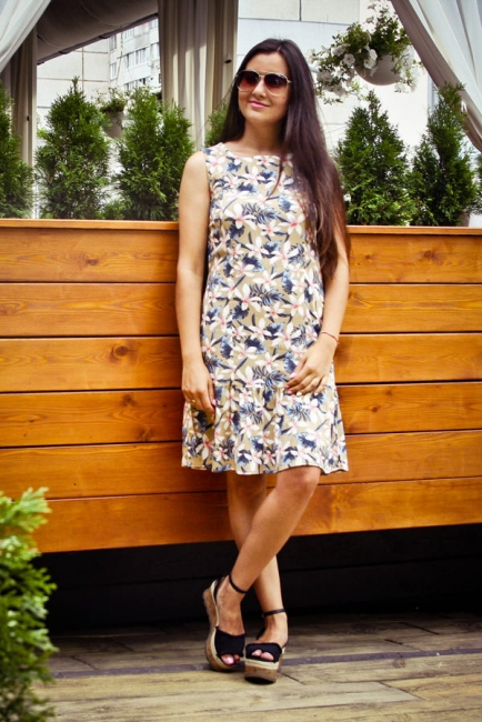 Плаття Bodrum